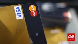 Visa-Mastercard Tetap Bisa Proses Transaksi Nasabah Domestik