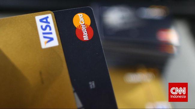 60 Persen Transaksi Kartu Kredit Tak Langsung Dibayar Lunas