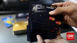 Bank Mandiri Minta Izin Samarkan Data Transaksi Kartu Kredit