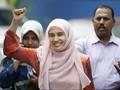Putri Anwar: Pembebasan Ayah Hadiah Terbaik Bulan Ramadan