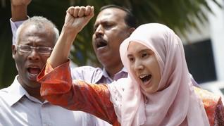 Diduga Pecah Kongsi, Putri Anwar Ibrahim Mundur dari Partai