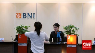 Setor Tunai Dominasi Transaksi Bank yang Buka Libur Lebaran