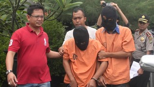 Geng Oranye, Kelompok Penjahat yang Menjambret Dirjen PUPR