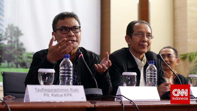 Batas Umur Dinilai Tak Berlaku bagi Plt Pimpinan KPK