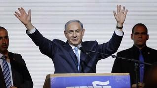 Sirene Roket Menggema, Netanyahu Digiring Turun Panggung