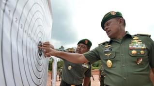 Panglima TNI Waspadai Pemicu Konflik Horizontal