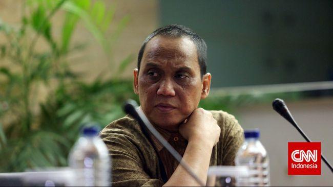 Revisi UU, Eks Plt Pimpinan Dukung Pengawasan Terhadap KPK