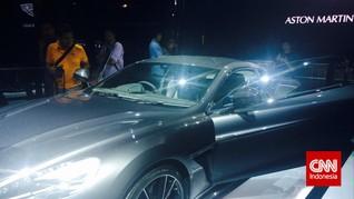 Setelah Jakarta, Aston Martin Jual Mobil Bond di Surabaya