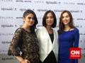 Gani Asia's Next Top Model Siap Rilis Bisnis Aksesori