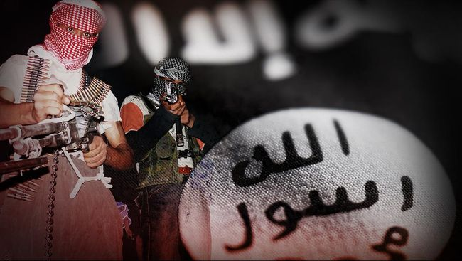 ISIS Klaim Bunuh Dua Polisi Rusia