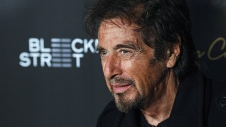 Al Pacino Disebut Bergabung di Drama TV 'The Hunt'