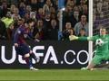 Messi Diklaim Cedera karena Bek ManCity