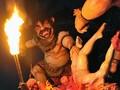 Menjelang Hari Raya Nyepi, Bali Menggelar Kontes 'Ogoh-ogoh'