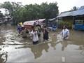 Seorang Pria Tewas Diduga Akibat Banjir di Pondok Labu
