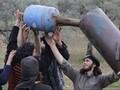 Pemberontak Suriah Rebut Wilayah Perbatasan dengan Yordania