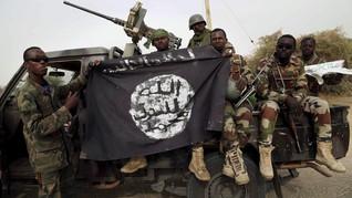 Usai Melayat, 65 Warga Nigeria Dibantai Kelompok Militan