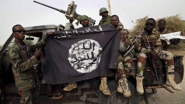 Pemberontak Bunuh 25 Tentara dan Warga Nigeria