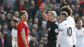 Liverpool vs MU Salah Satu Terkotor di Liga Primer