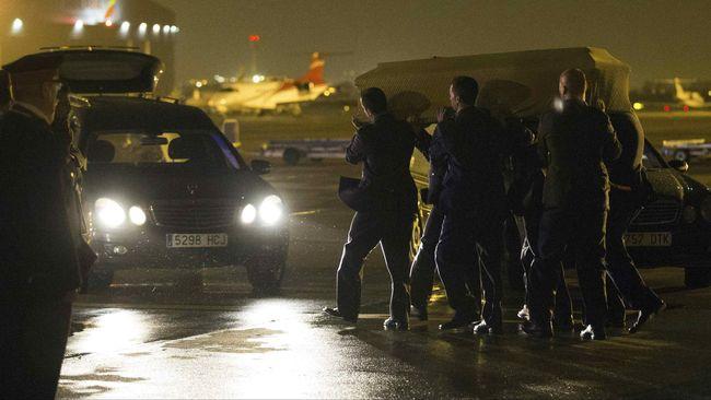 Serangan Teroris Tewaskan Enam Tentara Perbatasan Tunisia