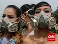 Polusi Udara Sebabkan Hampir 60 Persen Penyakit di Jakarta