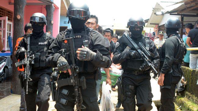 Pengebom Medan Tak Beraksi Sendiri, Polisi Buru 1 Pelaku Lain