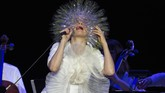 Bjork Rilis Album Mini 'Arisen My Senses'