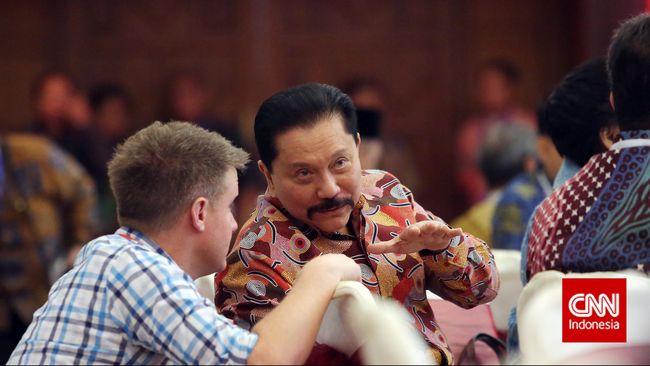 Hendropriyono Rugi Miliaran Rupiah Akibat 'Jokowi Undercover'