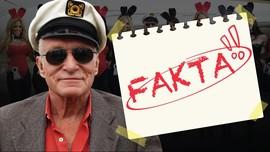 Hugh Hefner, Fakta Sang Playboy Tua