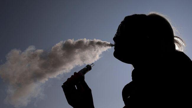 Rokok Elektrik Disebut Mengandung Obat Disfungsi Ereksi