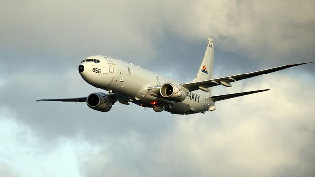China Enam Kali Peringatkan Pesawat AS di Laut China Selatan