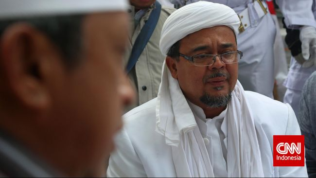 Polisi Siap Ladeni Rizieq Shihab Adu Argumen di Komisi III