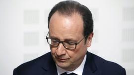 Presiden Perancis Konfirmasi Pesawat EgyptAir Jatuh
