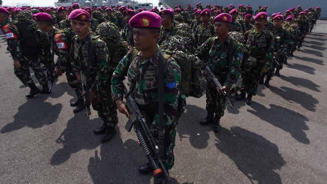 TNI Mutasi 50 Perwira Tinggi Jelang Akhir 2019