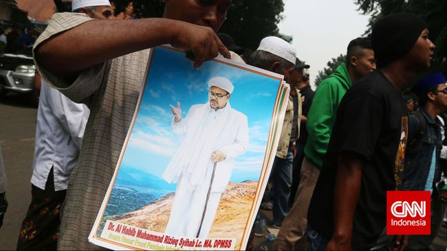 Kampanye Pakai Foto Rizieq, Caleg PDIP Digeruduk Oknum FPI