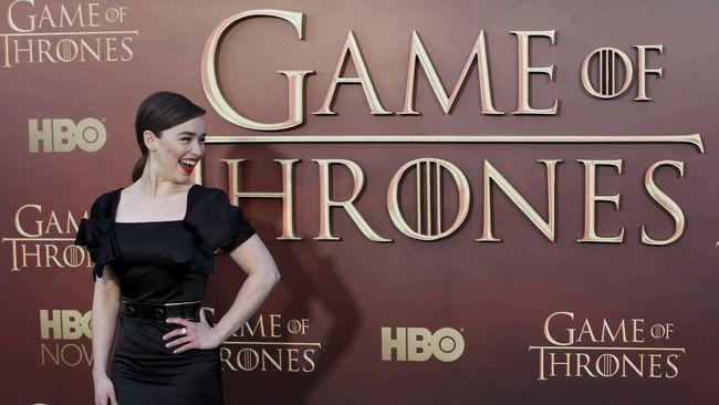 Emilia Clarke Takut Dibenci Beyonce Akibat 'Game of Thrones'