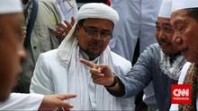FPI Banten Cari Presiden yang Mau Pulangkan Rizieq Shihab