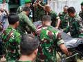 Dua Serdadu TNI Tewas di Aceh Dimakamkan secara Militer