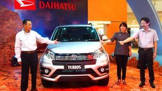 Ekonomi Lesu, Penjualan Daihatsu Melorot Sampai 12,41 Persen