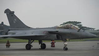 Rekam Jejak Misi Jet Tempur Prancis Rafale Incaran Prabowo