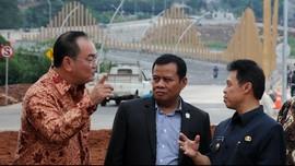 Eks Wali Kota Depok Nur Mahmudi Tersangka Korupsi Jalan