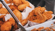 Studi: Makan Ayam Goreng Tiap Hari Tingkatkan Risiko Kematian