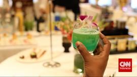 Kala Chef Hotel Berbintang di Indonesia Berlomba Meramu Teh