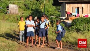 Potret Kehidupan Warga di Kampung Terpencil Flores
