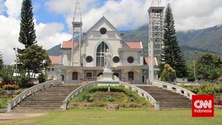 Diimbau Ditunda, Pentahbisan Uskup Ruteng Tetap Digelar