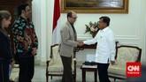 Costolo mengatakan, dalam pertemuannya bersama Jusuf Kalla, dibahas soal Indonesia dan pengguna online. (CNN Indonesia/Adhi Wicaksono)