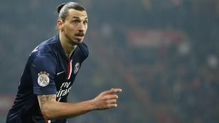 Ibrahimovic Enggan Tinggalkan Perancis