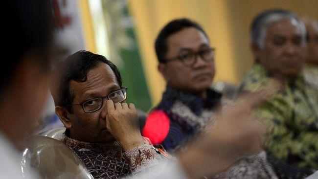 Mahfud Minta Jokowi Tata Kembali Hukum Acara Pidana