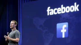 Mark Zuckerberg 'Buntung' Rp44 T Usai Ubah Linimasa Facebook
