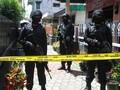 Baku Tembak Densus dan Jaringan Santoso Disertai Ledakan Bom