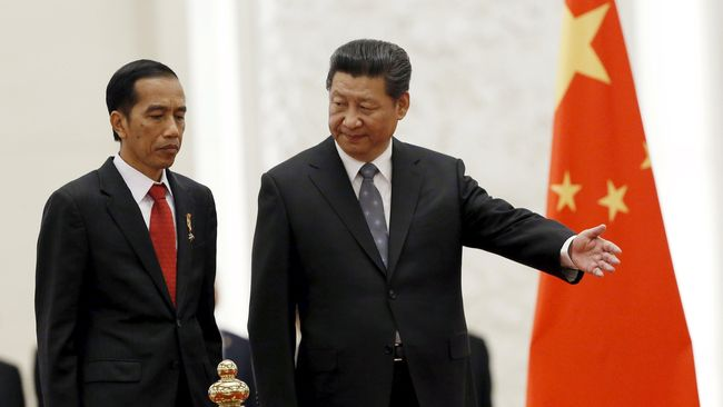 Visa Dibebaskan, Jokowi Bidik 5 Juta Turis Tiongkok